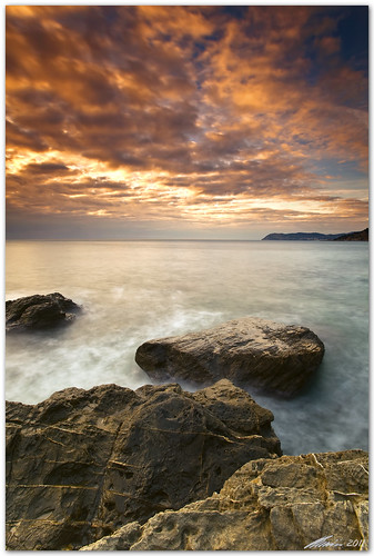 ligurian dawn | by chris frick