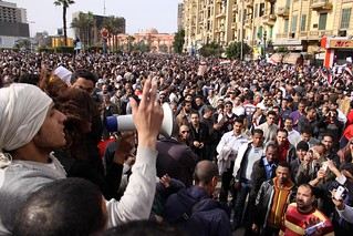 4 February: 'Day of Departure' in Tahrir Square | by Amnesty International