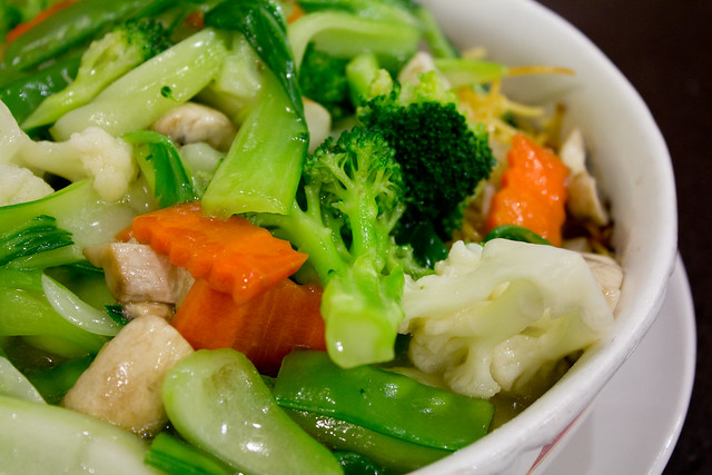Asian Mixed Vegetables 31