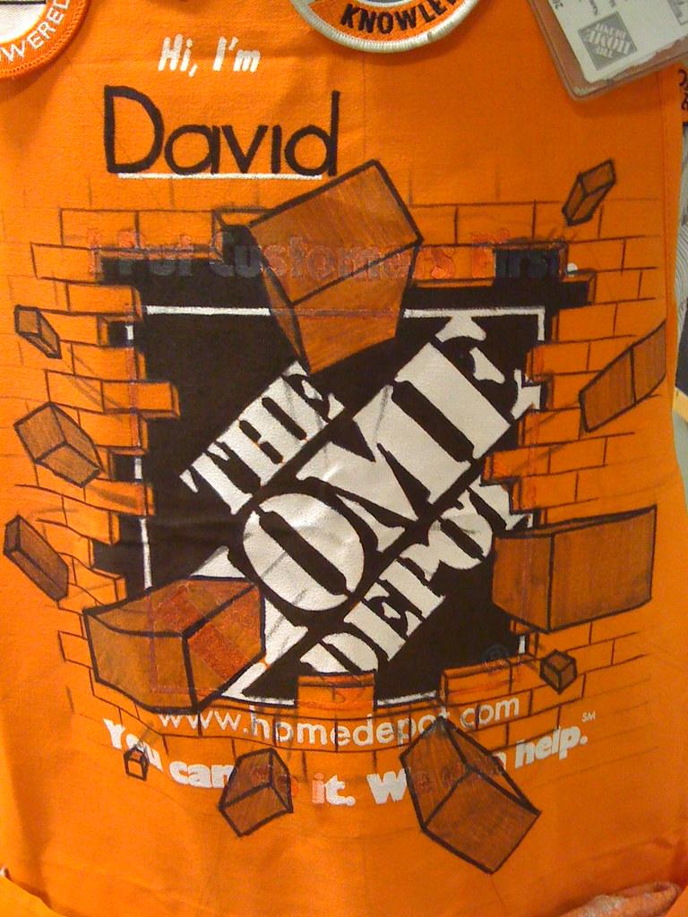 Home Depot apron design | david.koepplin | Flickr