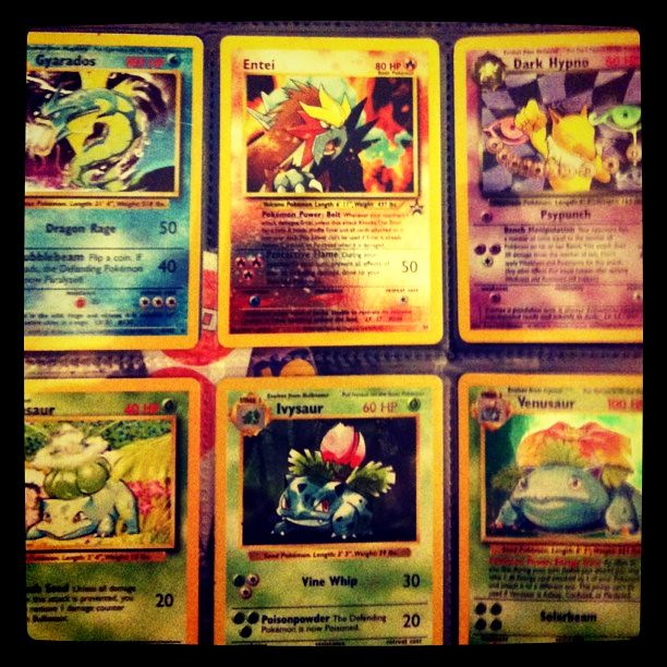 Old School Pokemon Cards  galleryhipcom  The Hippest