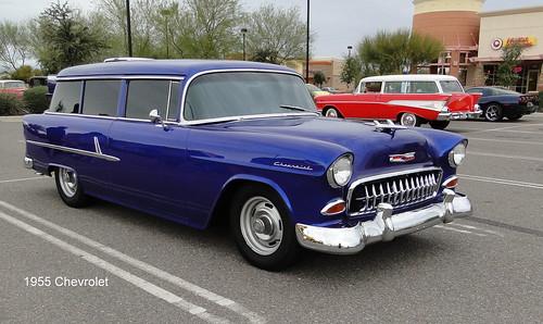 1955 chevrolet 2 door wagon flickr photo sharing for 1955 chevy 4 door wagon