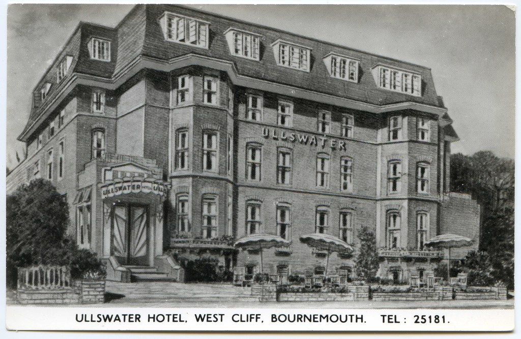 Ullswater Hotel Bournemouth Reviews