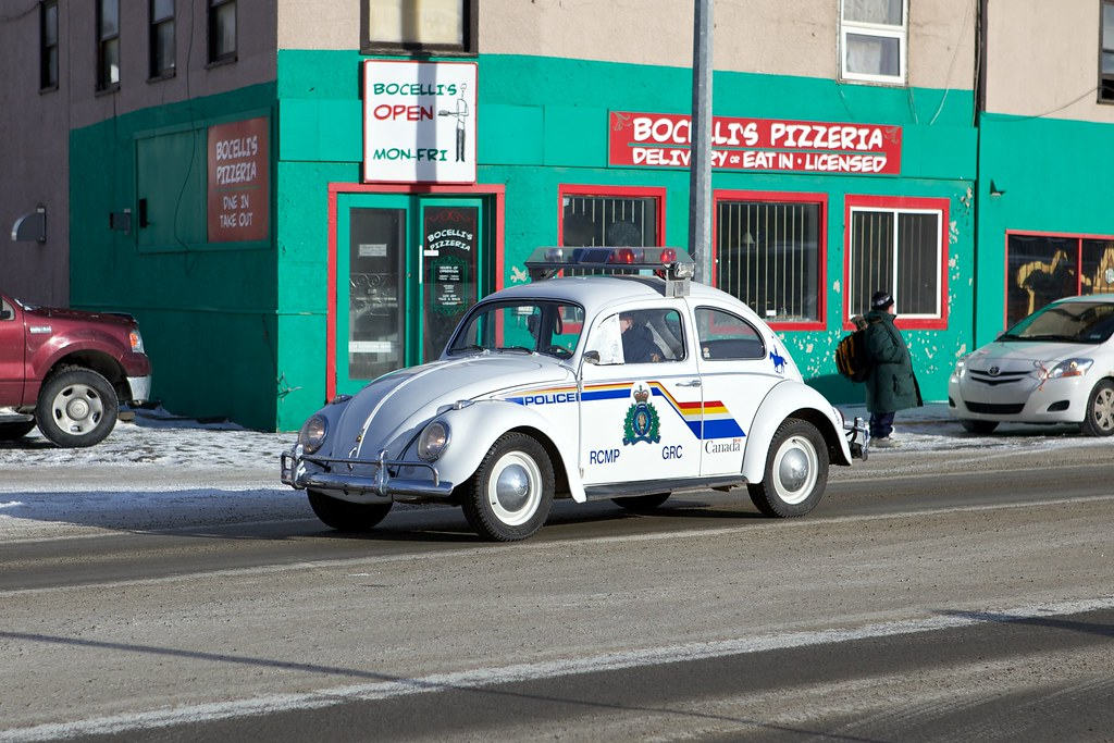 Punch Buggy Car >> RCMP | Christopher Cotrell | Flickr