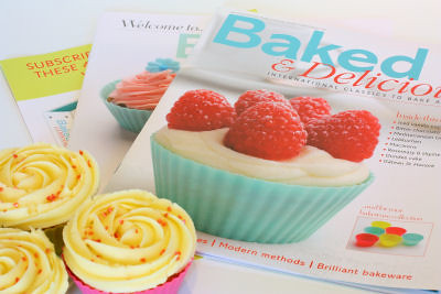 Baked & Delicious Magazine cover 1283 R | by nicisme