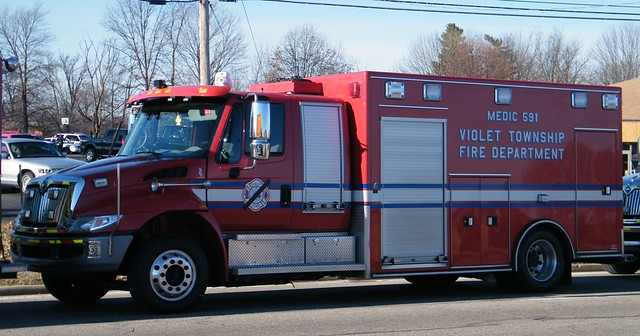 North Fairfield Fire Department in Ohio | fire-departments.org