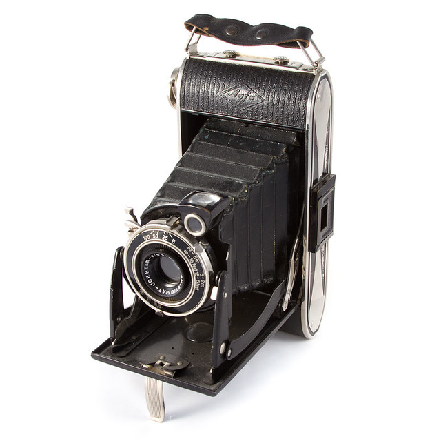 Agfa Billy Record (Akseli Neittamo)