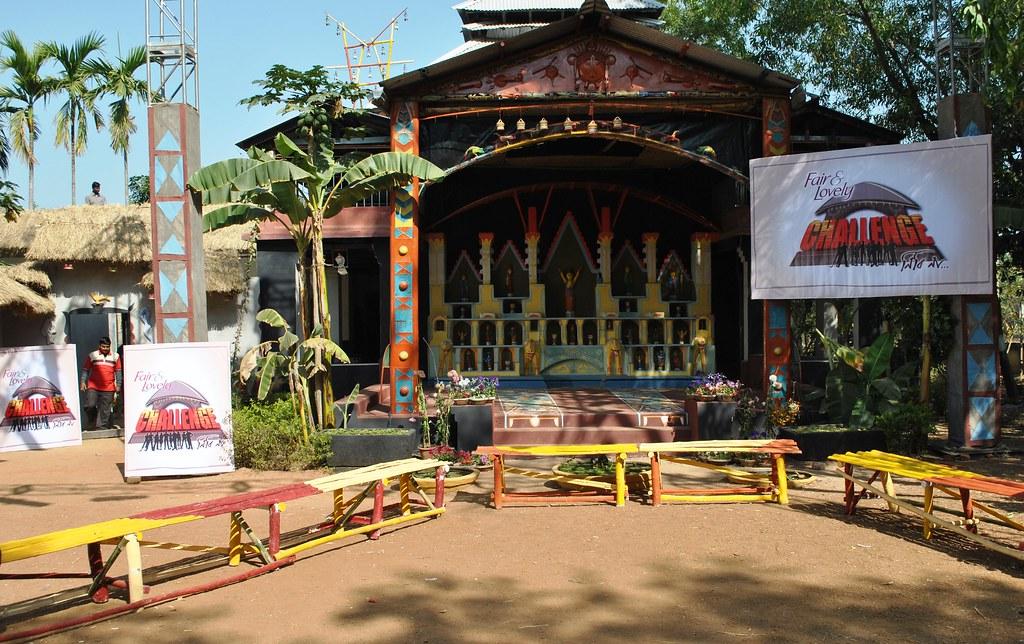 Challenge house of etv bangla house of the challenge for Bangla house photo
