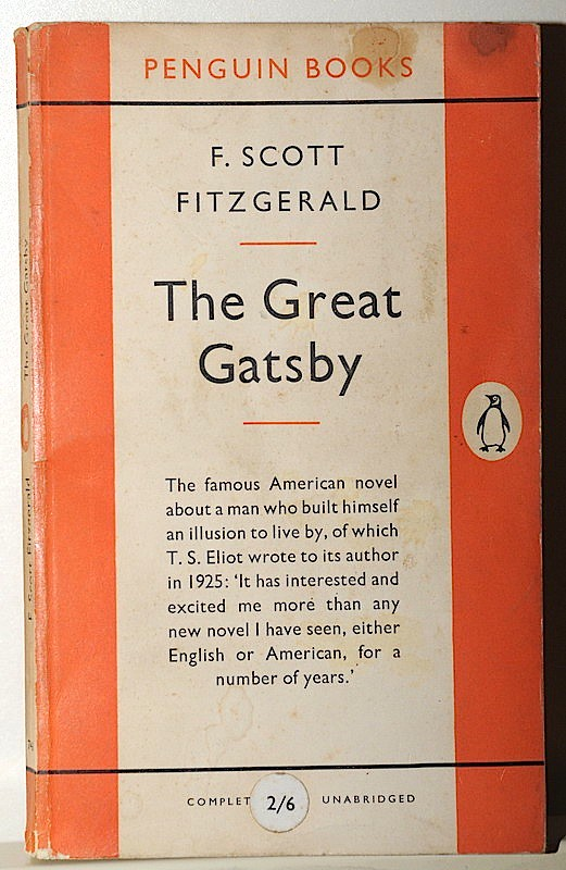 a book report and discussion on the great gatsby by f scott fitzgerald Report abuse home  reviews  book reviews  the great gatsby by f scott fitzgerald the entangled mess of love triangles makes this book great gatsby is in.