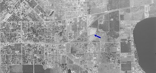 Twinkle Star Drive-In aerial photo 1957 | by ozoner68