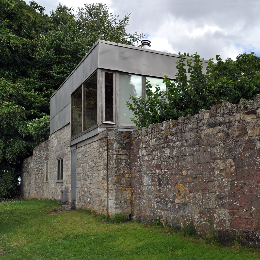 the smithsons, alison and peter smithson, upper lawn pavil ...