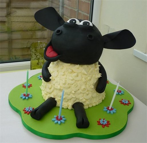 Timmy Birthday Cake