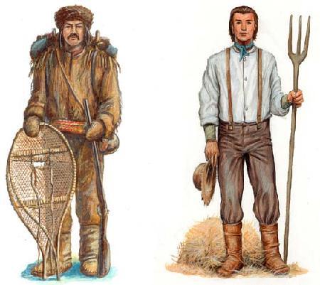 Coureur des bois ou cultivateur rioux sebastien flickr - Ou trouver des caisses en bois ...