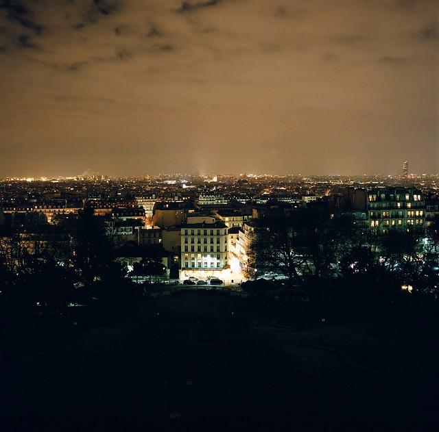 1 night in pari: