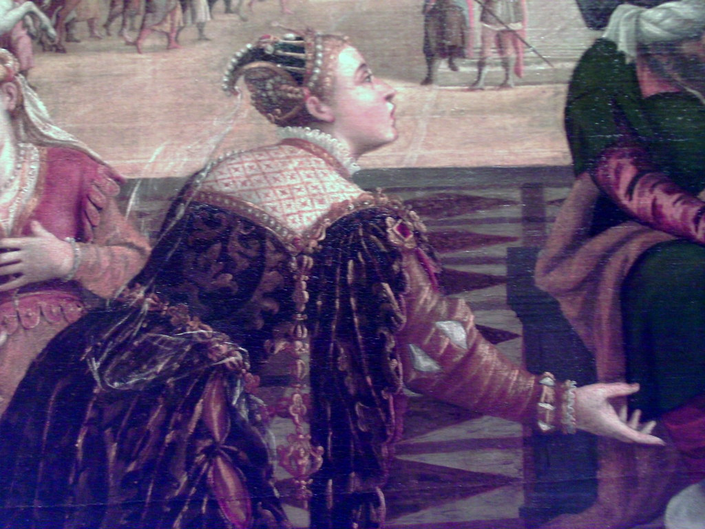 Antonio palma esther before ahasuerus c 1574 cindy - Antonio palma ...