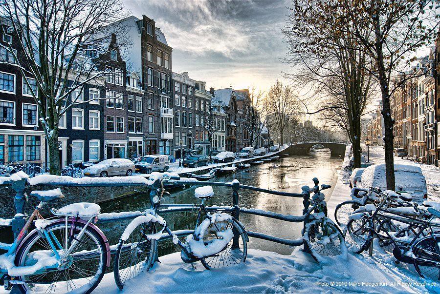 Amsterdam Im November