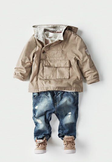 Zara Baby Spring Look 2011 Child Mode Flickr