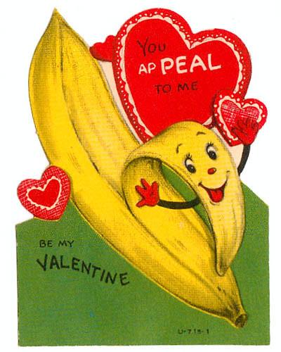 Vintage Valentine: You Appeal To Me | Pageofbats | Flickr