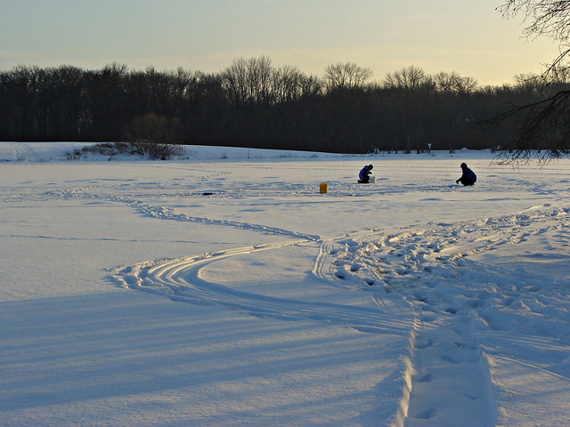 Ice fishing solitudes flickr photo sharing for Ice fishing apps