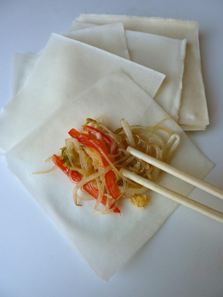 Chinese egg rolls | kattebelletje | Flickr