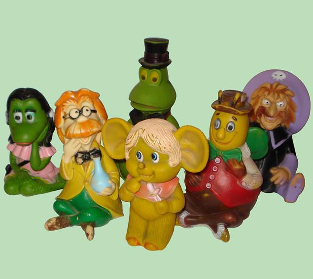 Baño De Burbujas Cancion Infantil:Personajes De Odisea Burbujas