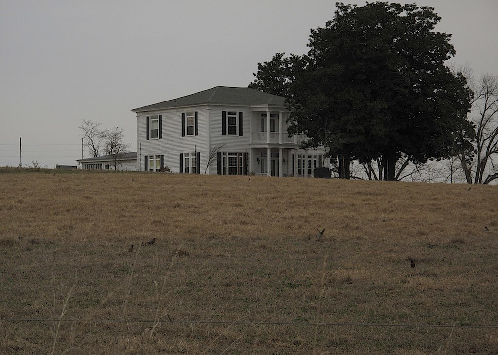 Farm House Used In The Color Purple Lilesville Nc The