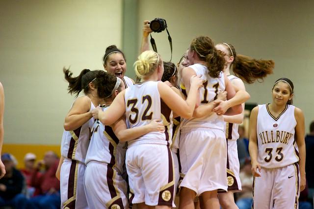 northbridge girls Tyngsboro vs northbridge girls basketball in miaa central mass division 3 quarter final.