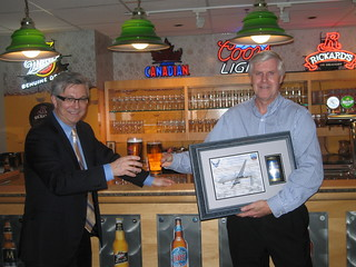 Don Wall and Dave Perkins | by Molson Coors Canada