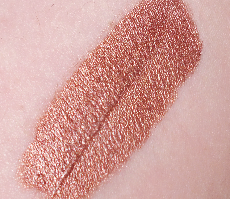 highlight liquid lipstick in desert mirage (4)