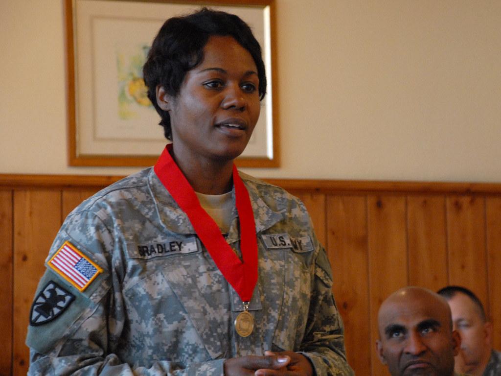 Samuel Sharpe Award, January, 2011   Chief Warrant Officer ...