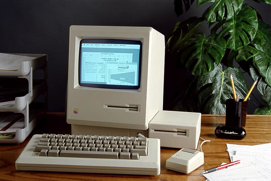 Apple Computer With Excel 1 0 For Macintosh Screenshot 198