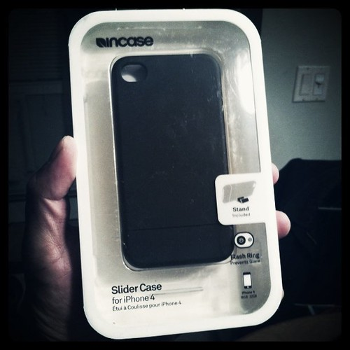 Slider Case for iPhone 4 | by morgrar