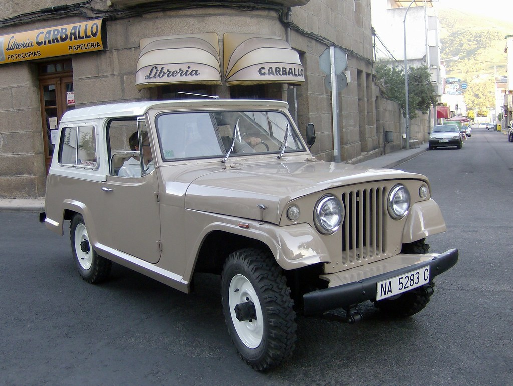 New Jeep Cherokee >> 1974 Jeep Comando | Manufactured in Spain by Jeep-VIASA ...