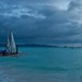 Boracay Island, Philippines - Stormy day @White Beach