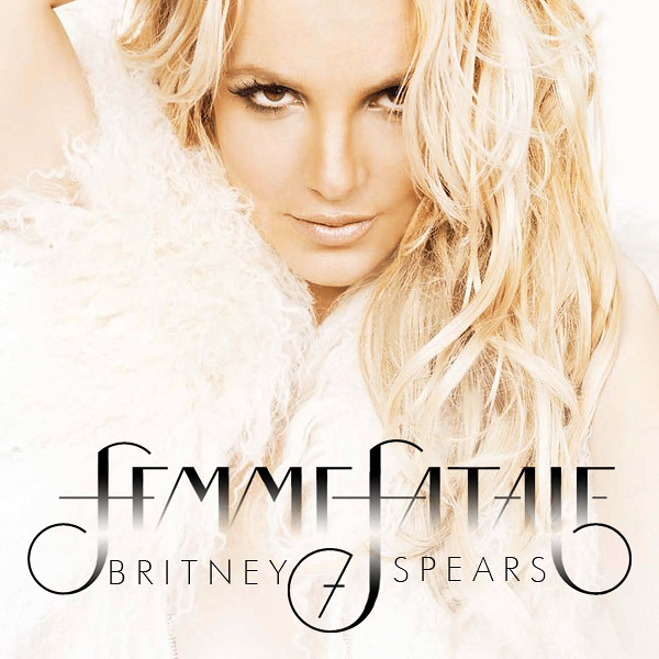 Britney Spears / Femme Fatale | Another album cover for ...