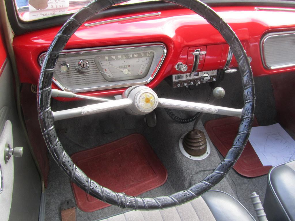 Ford Anglia Dashboard 1960 Mr38 Flickr