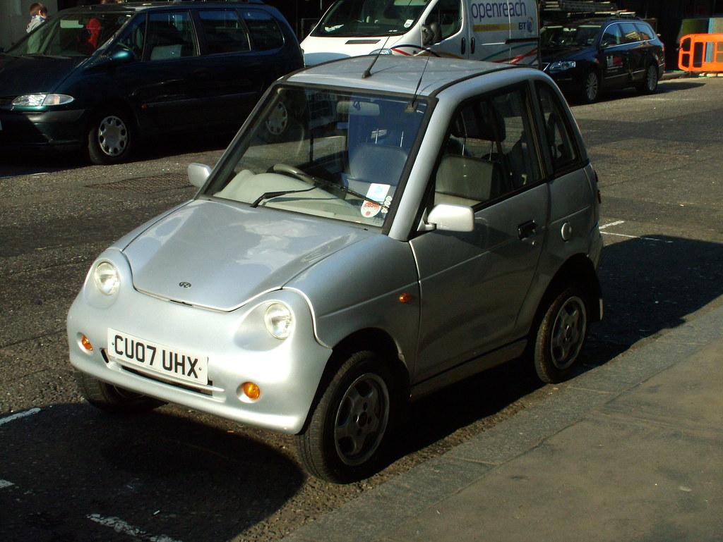 G Wiz Car For Sale In Uk