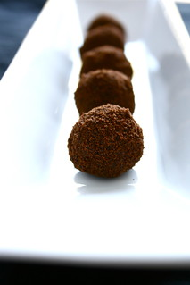 Thin Mint Truffles | by Hungry Housewife