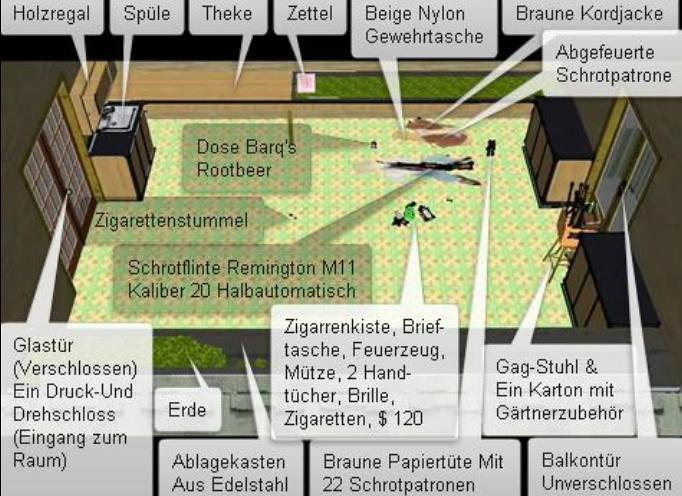 Kurt Cobain 3d Modell Tatort Gew 228 Chshaus Seattle April 199