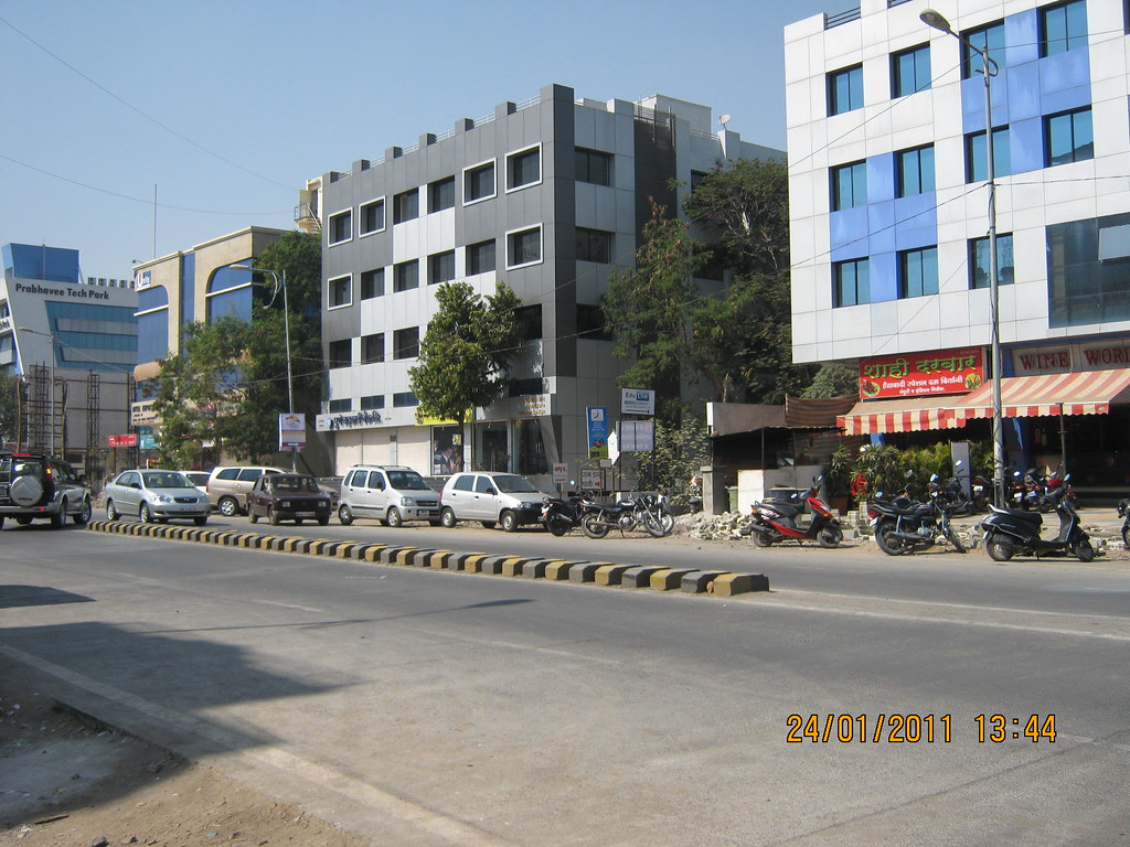 Prabhavi Tech Park And Commercial Complexes On Baner Road