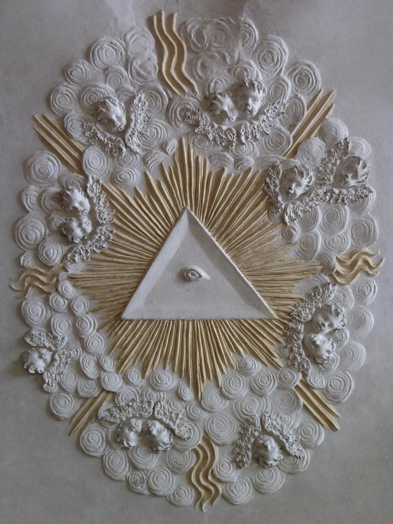 Eye of providence catholic