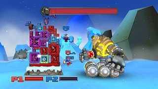 Slam Bolt Scrappers: Robot Boss | by PlayStation.Blog