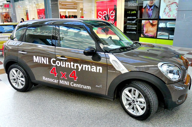 mini cooper d 4x4 countryman flickr photo sharing. Black Bedroom Furniture Sets. Home Design Ideas