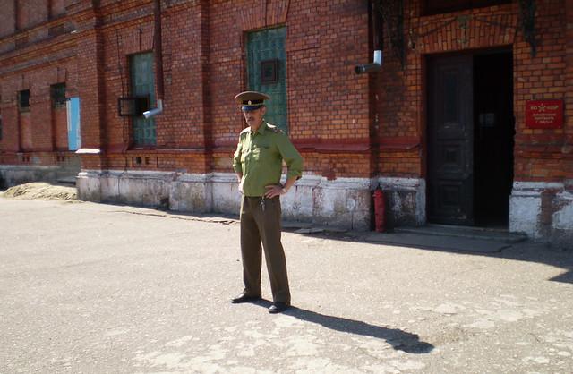 2009 Karosta prison museum in Liepaja