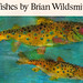 Vintage Children's Book, Fishes by Brian Wildsmith