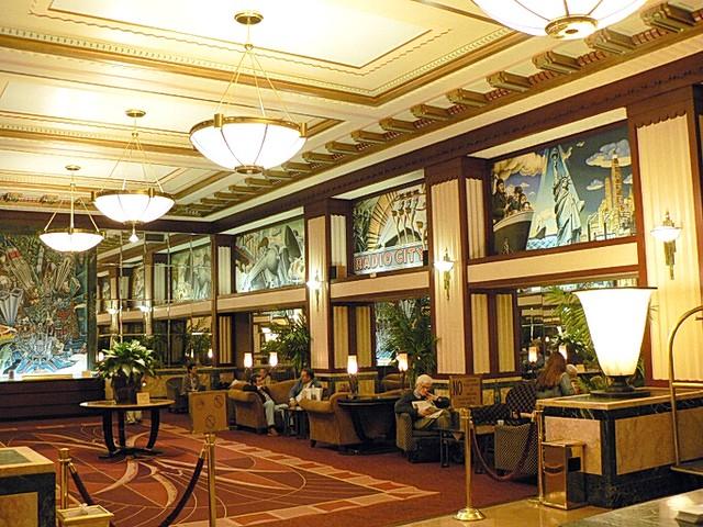 Lobby Hotel Edison Flickr Photo Sharing