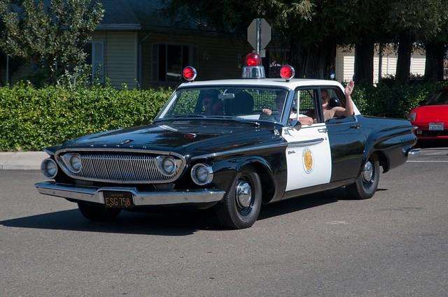 Tulare 1962 dodge dart 330 code 3 parade flickr photo for Motor cars tulare ca