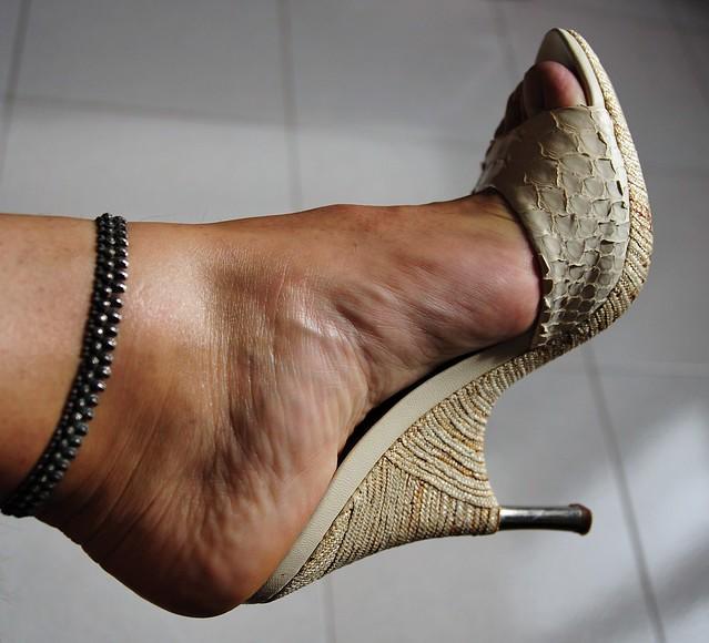 gianmarco lorenzi croco 5quot heel mules flickr photo