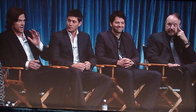 Supernatural Cast Flickr - Fotodeling-9173