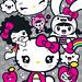 Hello Kitty & Charuca